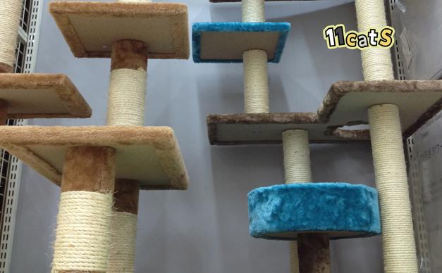 キャットタワーの画像(11cats ココクー)